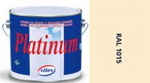 Vitex Platinum satén RAL 1015 0,750L